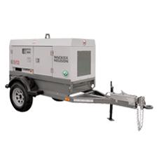 G25 mobile generator